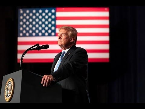 President Trump Delivers Remarks at the American Farm Bureau Federation's 100th Annual Convention