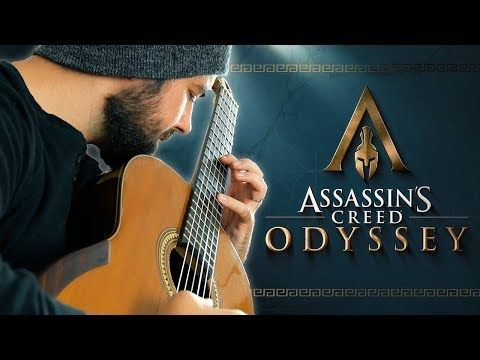 ASSASSIN'S CREED: ODYSSEY Main Theme - Classical Guitar Cover (Beyond The Guitar)