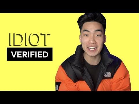 RiceGum Digs A Hole And Jumps In It
