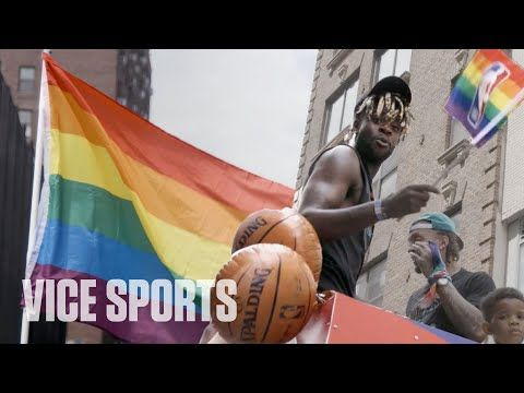 The NBA Player Fighting for LGBTQ Equality