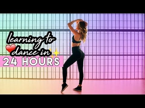Learning How To Dance in 24 Hours