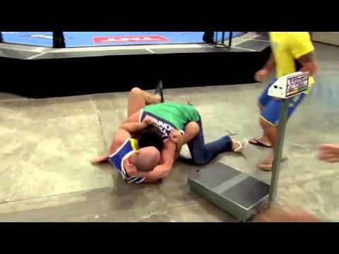Wanderlei Silva Vs Chael Sonnen - full fight TUF Brazil 3