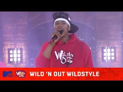 Wild 'N Out 1st EVER Wildstyle ft. Katt Williams, Biz Markie, Orlando Jones & More! | MTV