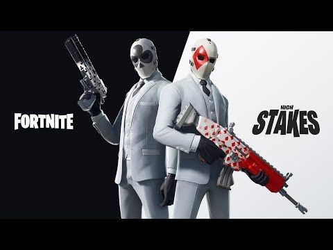 Fortnite - High Stakes Returns