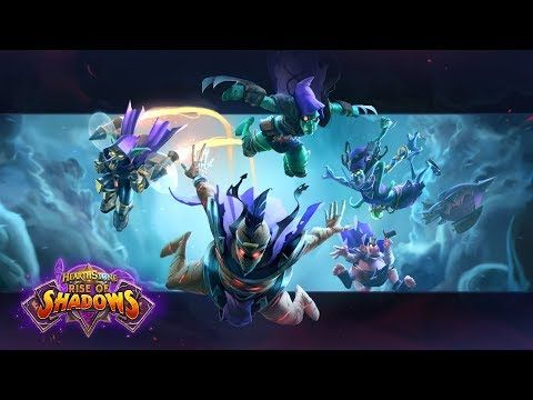 Rise of Shadows Cinematic Trailer | Hearthstone (EU)