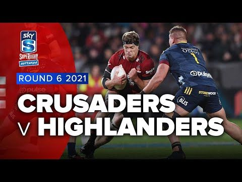 Super Rugby Aotearoa | Crusaders v Highlanders - Rd 6 Highlights