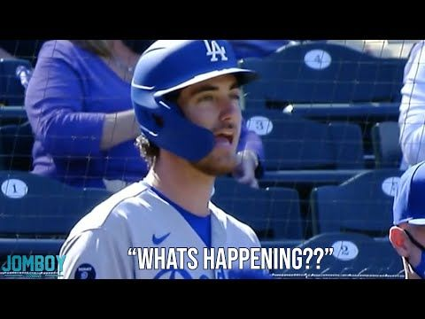 Bellinger Hits a Home Run but it doesn't count, a breakdown