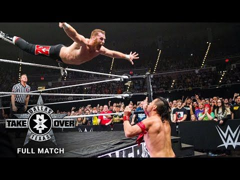 FULL MATCH - Shinsuke Nakamura vs. Sami Zayn: NXT TakeOver: Dallas