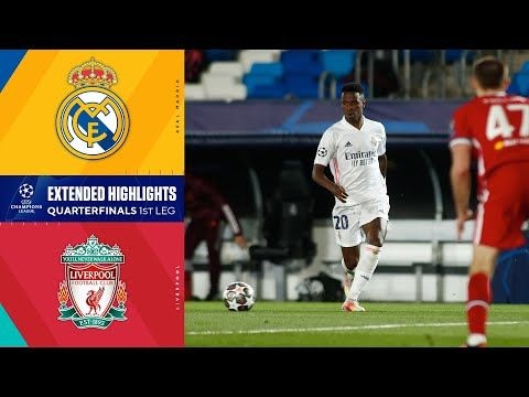Real Madrid vs. Liverpool: Extended Highlights | UCL on CBS Sports