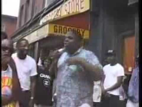 Biggie Smalls Freestyle 1989 (17 Years Old) {Very Rare}