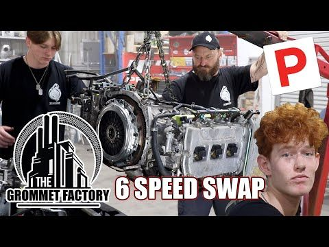 GEN 4 Subaru Liberty P Plater Build EP2 - THE SKID FACTORY
