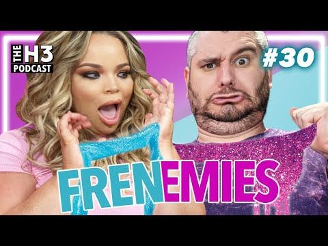Trisha & Ethan Do Oddly Satisfying Trends - Frenemies # 30