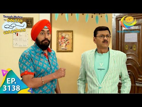 Taarak Mehta Ka Ooltah Chashmah - Ep 3138 - Full Episode - 6th April, 2021