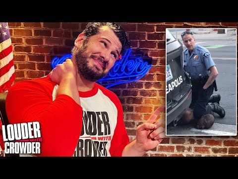 KNEE ON NECK: Crowder Tests The Theory LIVE! | Louder with Crowder