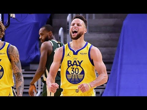 Stephen Curry 41 Points vs Bucks Late Comeback! 2020-21 NBA Season