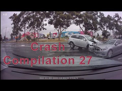 Australian Car Crash / Dash Cam Compilation 27