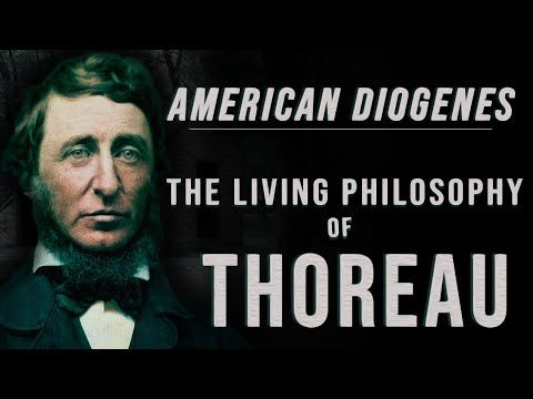 The American Diogenes—Henry David Thoreau's Living Philosophy