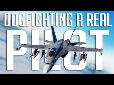 I Dogfight a Real French Rafale Pilot F/A-18C Hornet | DCS