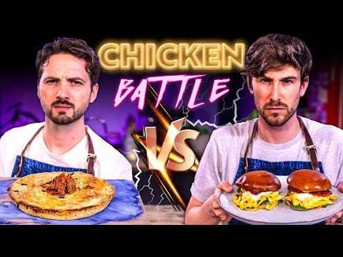 ULTIMATE CHICKEN COOKING BATTLE - TAKE 2!! | SORTEDfood