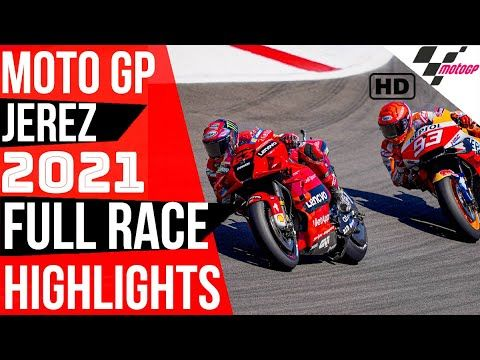 MOTOGP JEREZ 2021 FULL RACE HIGHLIGHTS | motogp today | motogp hoy | #JEREZGP FULL RACE MAY 2 2021