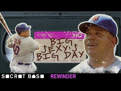 Bartolo Colon defying the laws of the universe needs a deep rewind