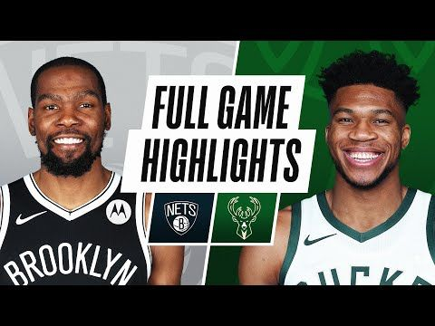 NETS at BUCKS | FULL GAME HIGHLIGHTS | May 2, 2021